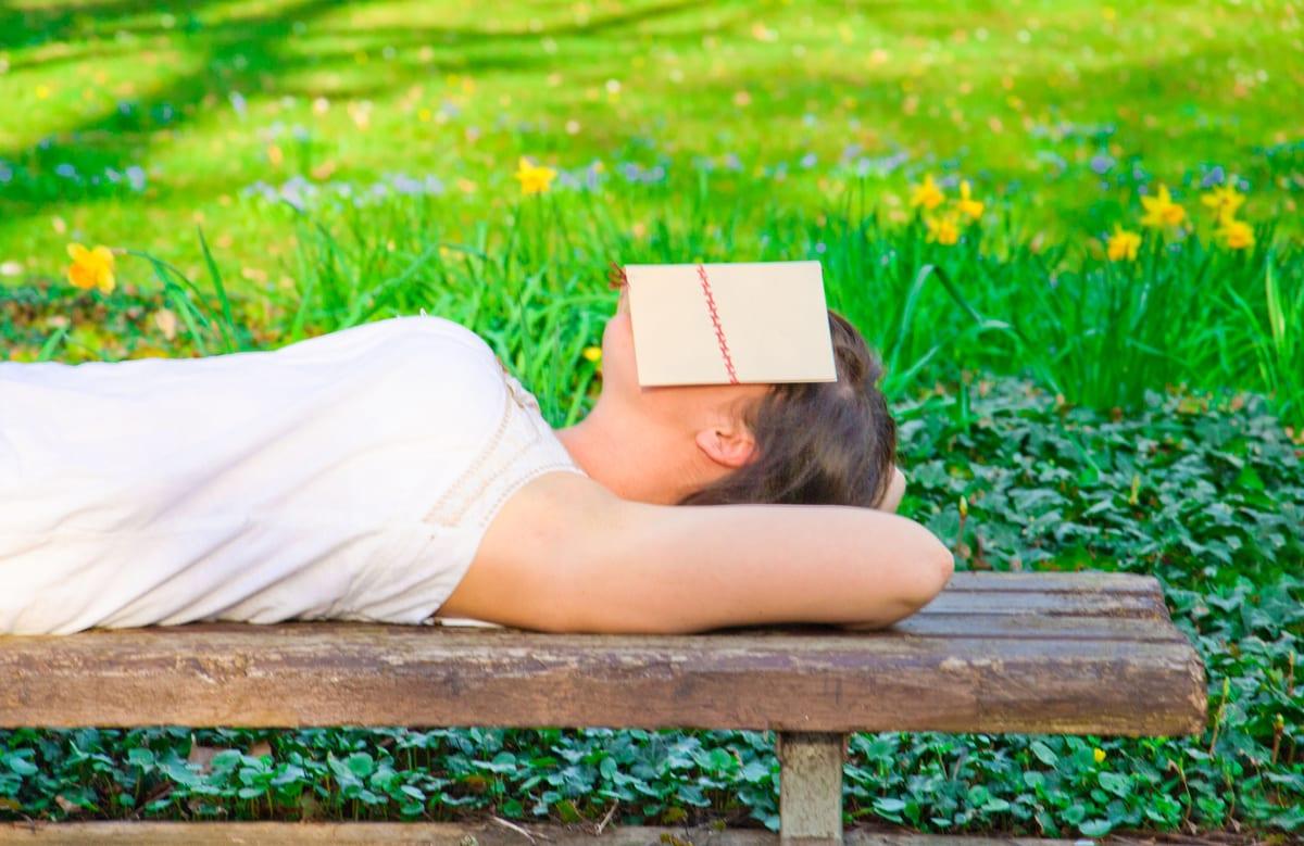 Meditar leyendo. Amarante