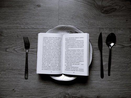 Acalanda Comer Libro