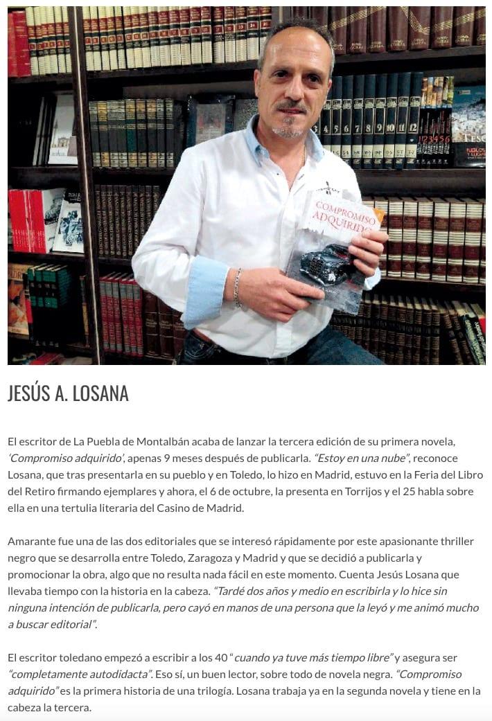 Revista Aquí - Castilla la Mancha: Protagonista