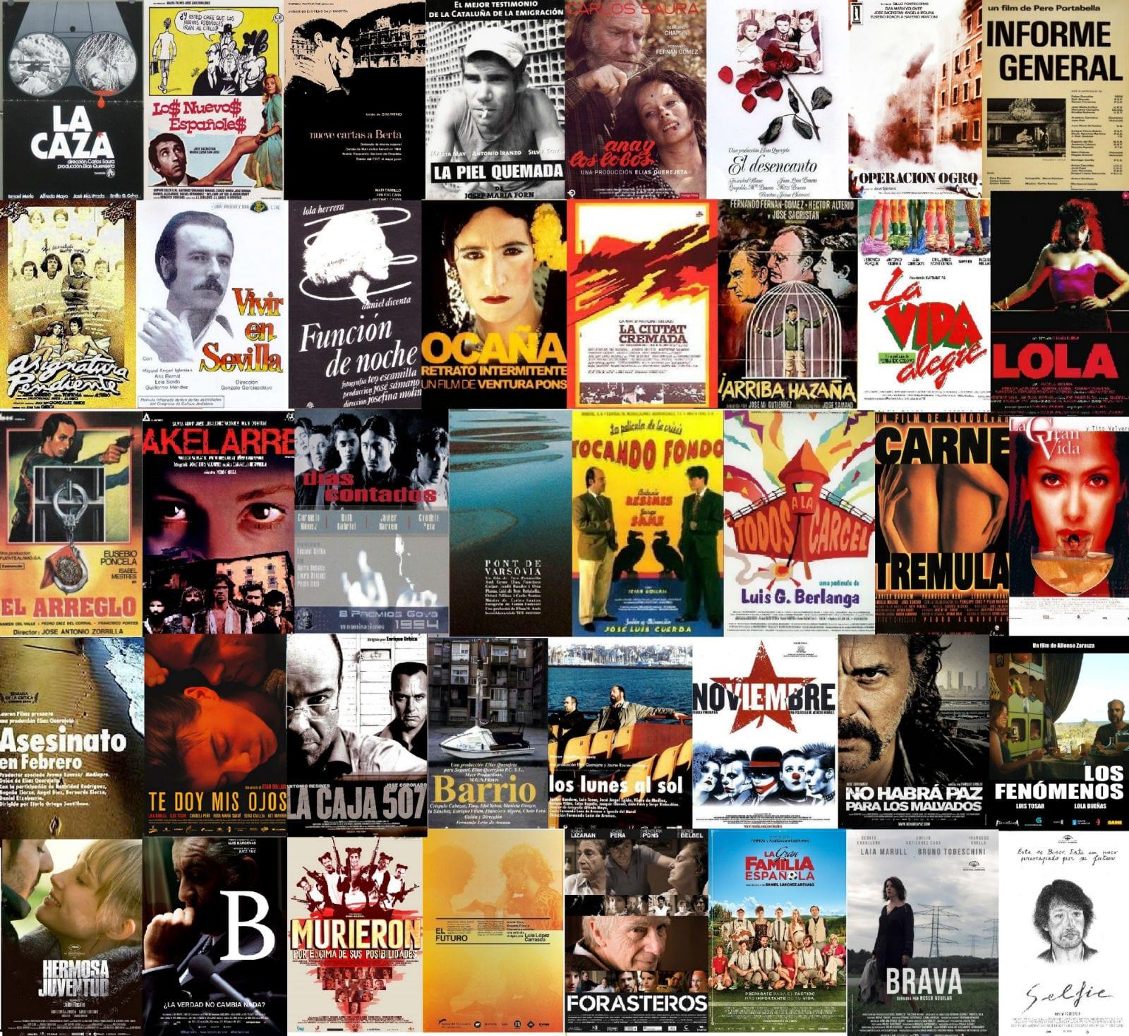 40 años de historia de España en 40 películas – ACALANDA Magazine