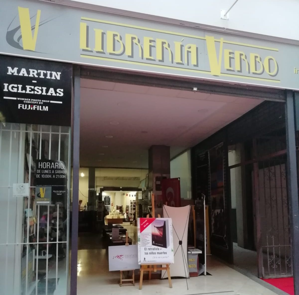 Librería Verbo - Editorial Amarante