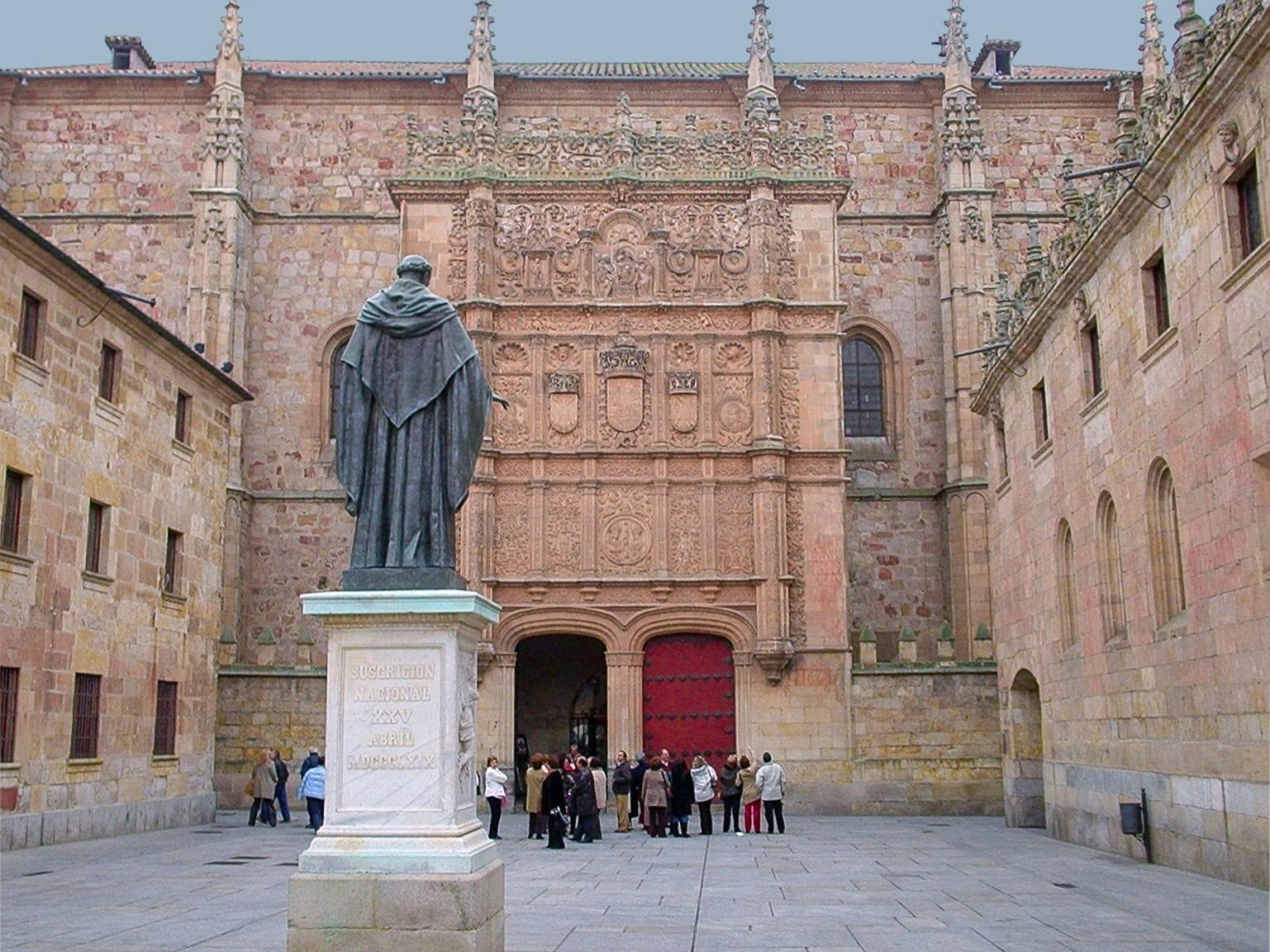 Victoria Rachitzky - University of Salamanca Fray Luis de Leon